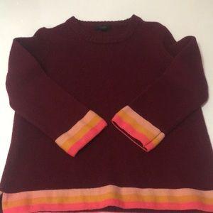 Women's jcrew sweater